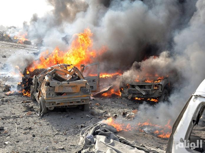 قوات النظام السوري تقصف شمال حلب