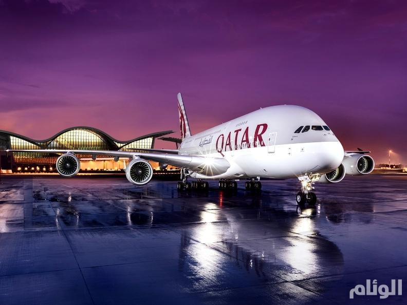 الطيران المدني: إلغاء تراخيص الخطوط القطرية وإقفال جميع مكاتبها بالمملكة