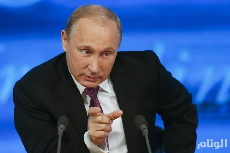 «بوتين» يتهم حلف الناتو بمحاولة جر روسيا إلى مواجهة
