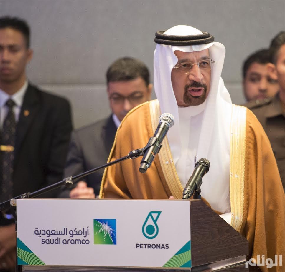 """""""وزير الطاقة""""  : أسسنا اليوم لمرحلة جديدة في أسواق شرق آسيا"""