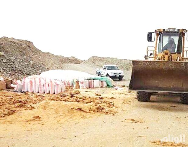 أمانة جدة تحبط بيع وتوزيع «15» طنًا من الأرز الفاسد بجنوب المحافظة