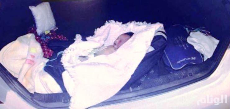 القبض على إثيوبيين برفقتهم طفل متوفى داخل حقيبة ملابس بمكة المكرمة