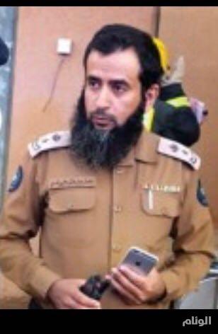 والد مدير إدارة الدفاع المدني بمحافظة عفيف المقدم ذعار الخراص في ذمة الله