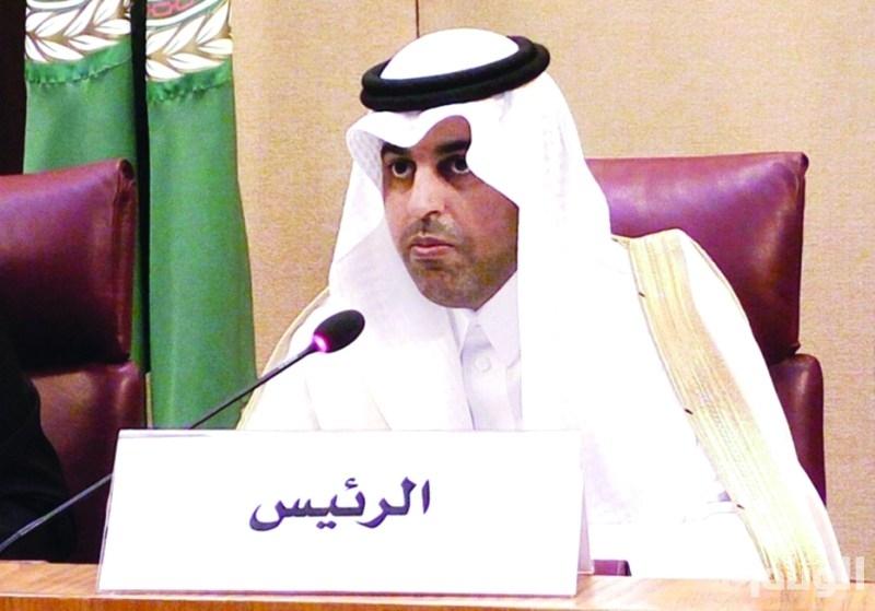 رئيس البرلمان العربي يشكرريما خلف بعد استقالتها من الإسكوا بسبب إسرائيل