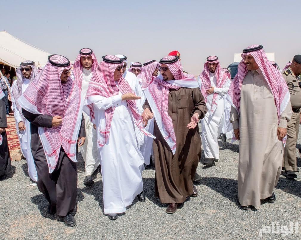 أمير القصيم :إيجاد حلول لاستكمال طريق القصيم – مكة المكرمة المباشر