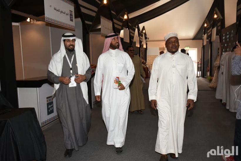 سفير أوغندا: مهرجان الملك عبد العزيز للإبل يؤكد اهتمام حكومة خادم الحرمين بالتراثالعربي