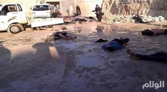 واشنطن تشتبه في أن دمشق تلقت مساعدة في هجوم خان شيخون