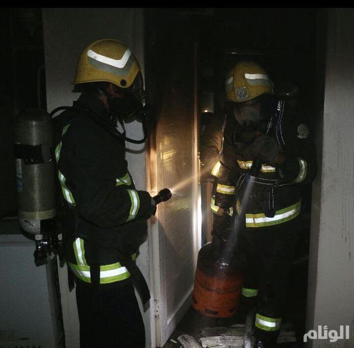 حريق محدود في مستشفى الملك عبد العزيز يستنفر صحة جدة