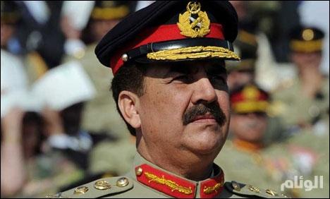 رئيس أركان الجيش الباكستاني يصادق على إعدام 30 مدانًا بالإرهاب