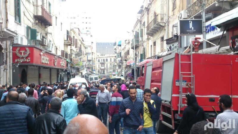 44 قتيلاً و124 مصابًا.. وإدانات دولية وعربية.. والجيش في الشارع لحماية المنشآت والكنائس