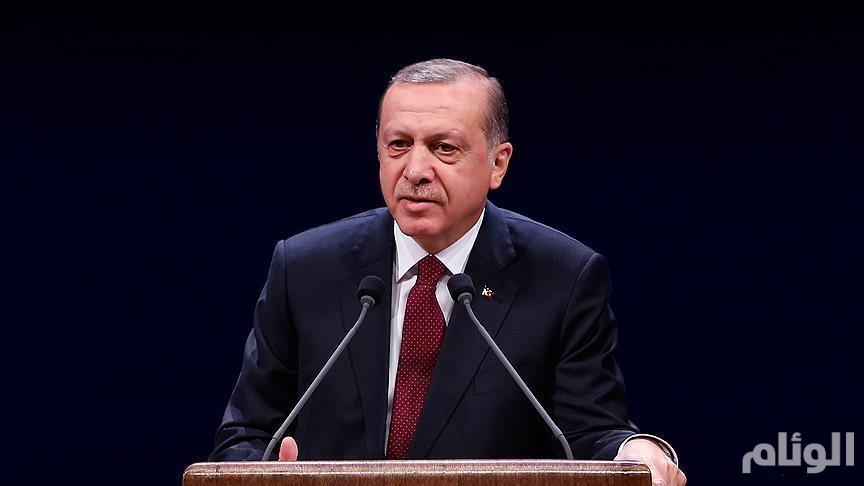 تغيير النظام السياسي في تركيا ونقل الصلاحيات للرئيس