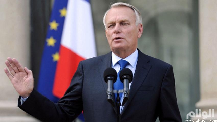 وزير الخارجية الفرنسي يصف نظام الأسد بـ «الحقير»