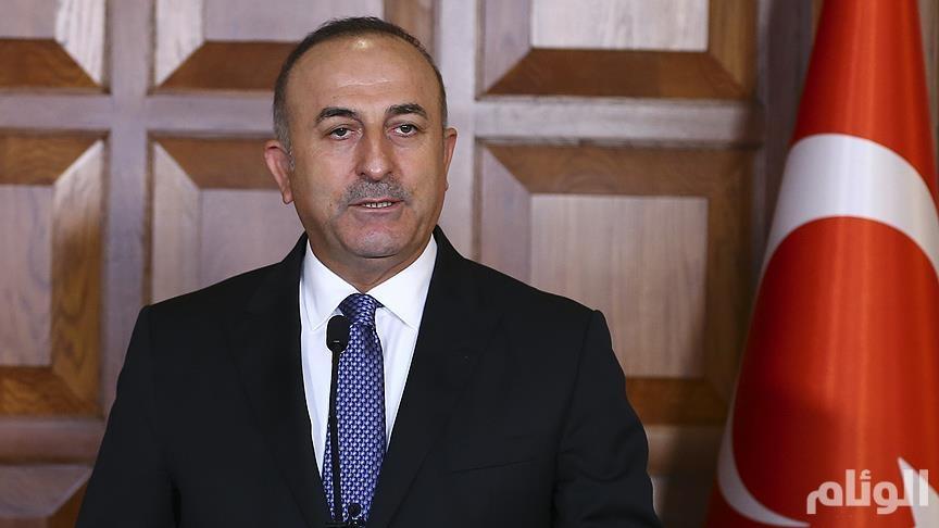 جاويش أوغلو: الاتحاد الأوروبي رفض انضمام تركيا لأنها دولة مسلمة