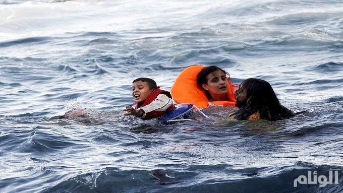 «150» طفلاً ابتلعهم البحر المتوسط أثناء رحلة الهرب لأوروبا