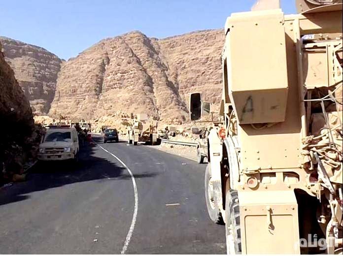 الجيش اليمني يقترب من حسم المعركة في الجوف بعد سيطرته على أغلب المناطق
