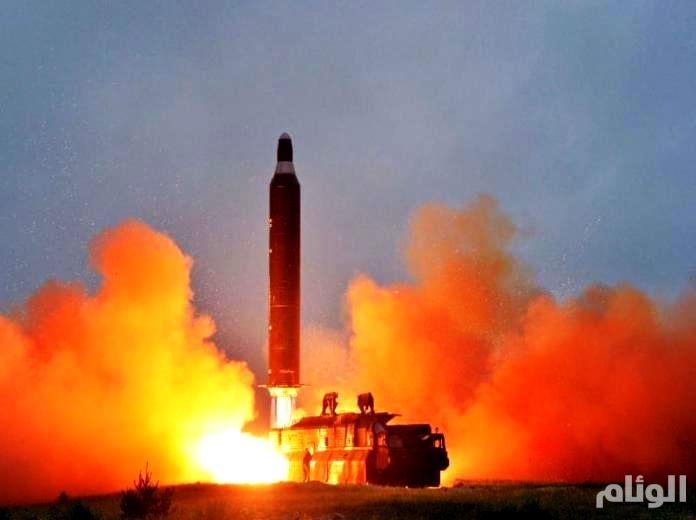 الجيش الأمريكي: صاروخ كوريا الشمالية انفجر فور إطلاقه
