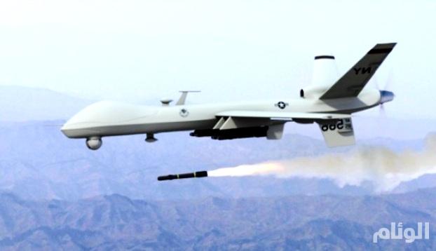 مقتل «5» من عناصر القاعدة بقصف أمريكي في اليمن