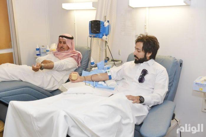 مؤسسة «التقاعد» تقيم حملة للتبرع بالدم