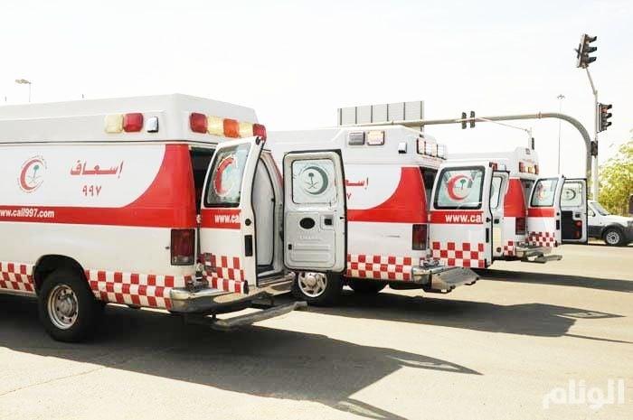 وفاة شخص وإصابة أربعة آخرين إثر حادث تصادم بعابدية مكة