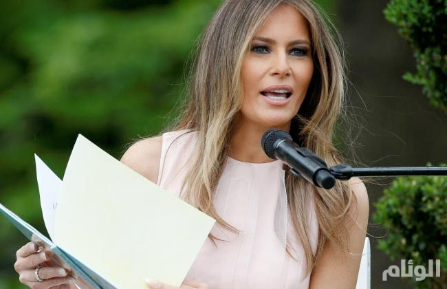 سيدة أمريكا الأولى تنشر خلافاتها مع ترامب على الملأ فى تغريدة مثيرة للجدل