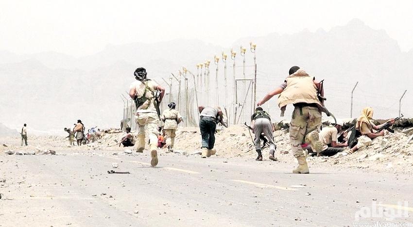 تقدم نوعي للجيش اليمني في جبهة حام والمعارك على أشدها في الجوف