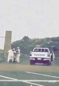 """جامعة الملك خالد: من تعرض للضرب """"عامل"""" وليس دكتور"""