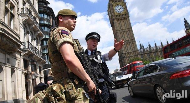 تيريزا ماي: دهس الشاحنة لمارة في لندن قد يكون هجومًا إرهابيًا