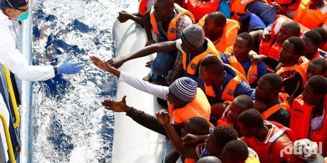 «20» مهاجراً قضوا غرقاً في البحر المتوسط بينهم أطفال