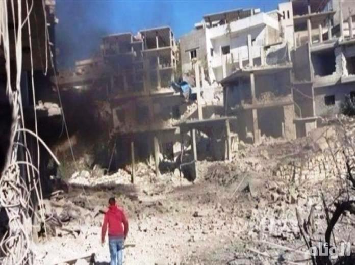 """""""حقوق الإنسان"""" يطالب المجتمع الدولي بتجنب وقوع مذبحة في إدلب"""