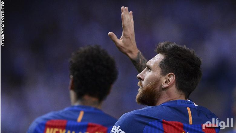 برشلونة يودع إنريكي باللقب رقم 29 في كأس الملك