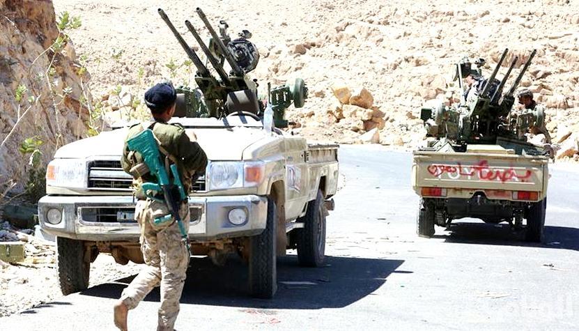 الجيش اليمني يستعيد جبل الدرب الاستراتيجي في محافظة تعز