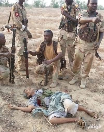 مقتل قيادي حوثي على يد ألوية العمالقة بمديرية الدريهمي
