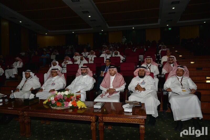 بحث مستجدات الطب المنزلي والرعاية التلطيفية بمدينة الملك عبدالله الطبية بمكة