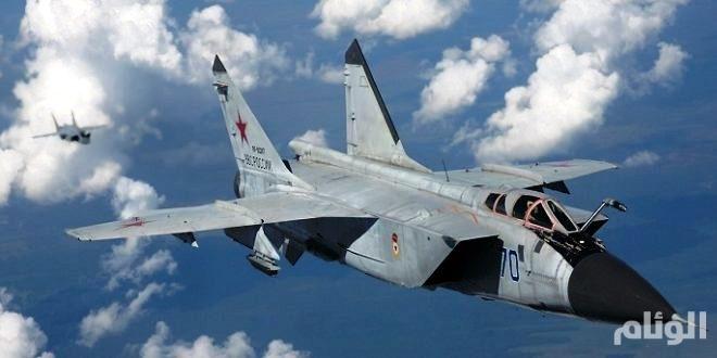 واشنطن: مقاتلة فنزويلية تهدد طائرة أميركية عسكرية في مجال جوي دولي
