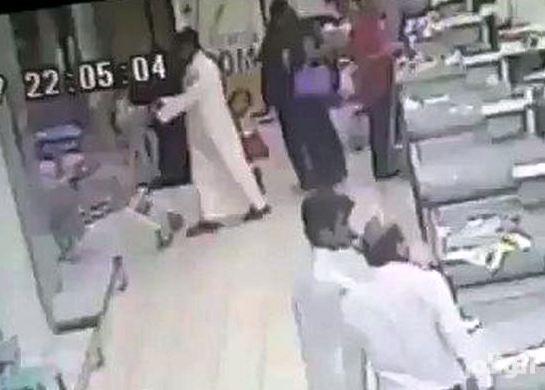 تداول مقطع فيديو لخاطفة الطفلة شوق من أحد أسواق الرياض