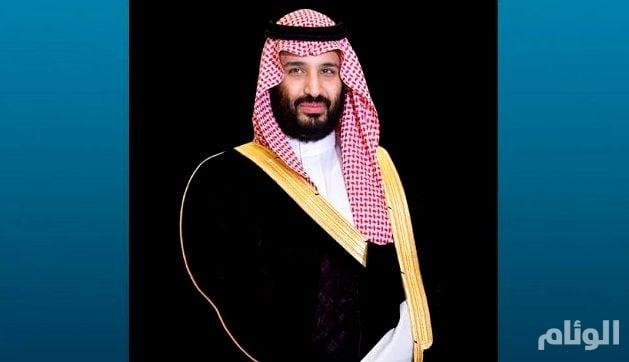 الأمير محمد بن سلمان يتلقى اتصالاً هاتفياً من ترامب