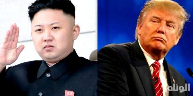 الرئيس الأمريكي: محادثات مباشرة مع كوريا الشمالية
