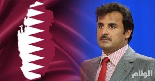 الراشد مخاطباً قطر: دعوا عنكم محاولات القفز من النوافذ عليكم أن ترفعوا الراية البيضاء