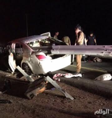 خلال يوم ثلاث حوادث وست وفيات بسبب سياج اقترحه وكيل وزارة النقل بطريق تربة