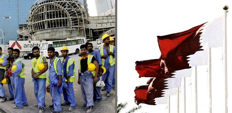 العمل الدولية تضع قطر تحت الوصاية لمنعها من انتهاك حقوق عمالتها