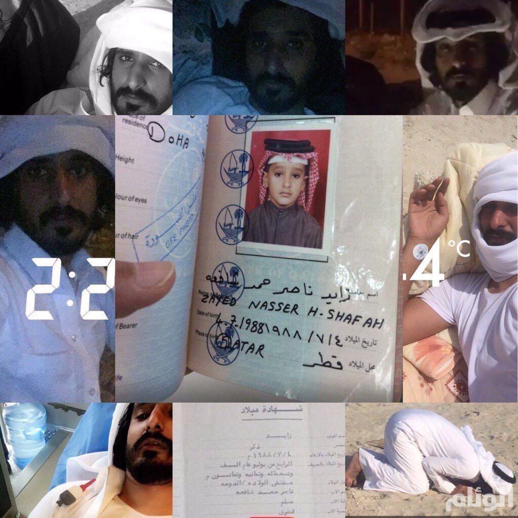 مواطن قطري بمنفذ أبو سمرة: ناشد بالعلاج فكان مصيره السجن