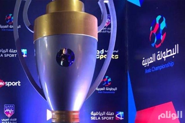 الأهلي المصري يواجه الفيصلي الأردني بنصف نهائي البطولة العربية
