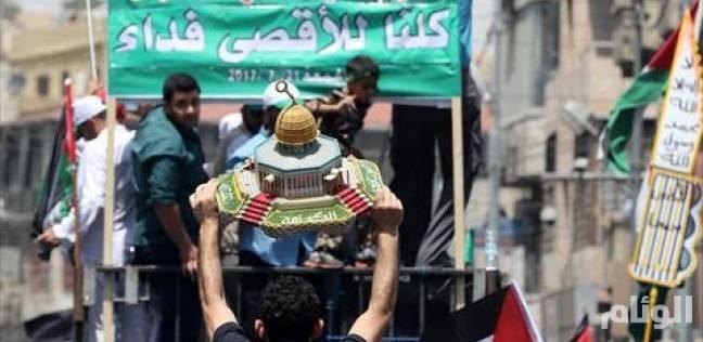 الرئيس الفلسطيني: اليوم تبدأ الصلاة داخل المسجد الأقصى