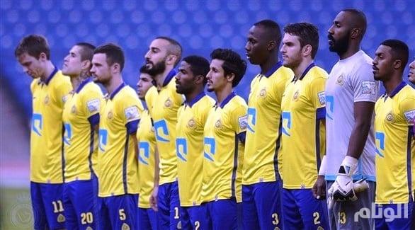 استبعاد «4» لاعبين من النصر السعودي في البطولة العربية