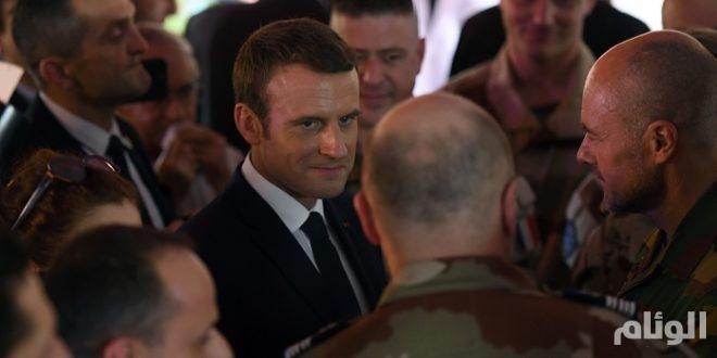اعتقال رجل هدد بقتل الرئيس الفرنسي