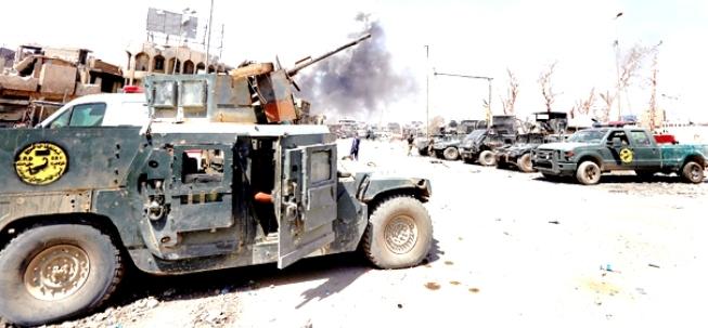 الانتحاريون سلاح «داعش» الأخير في الموصل