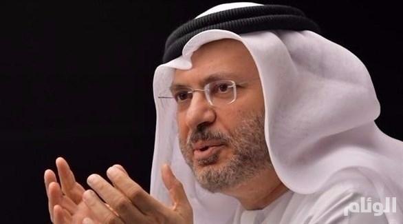 """""""قرقاش"""": تمنيت أن يكون خطاب أمير قطر """"دعوة تواصل"""""""
