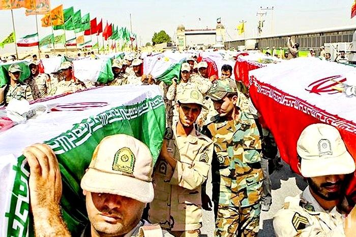 المجندون في إيران يقتلون زملاءهم بالمعسكرات