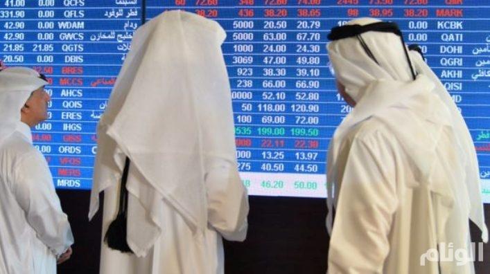 مؤشر بورصة قطر يواصل تراجعه في 10 جلسات متتالية