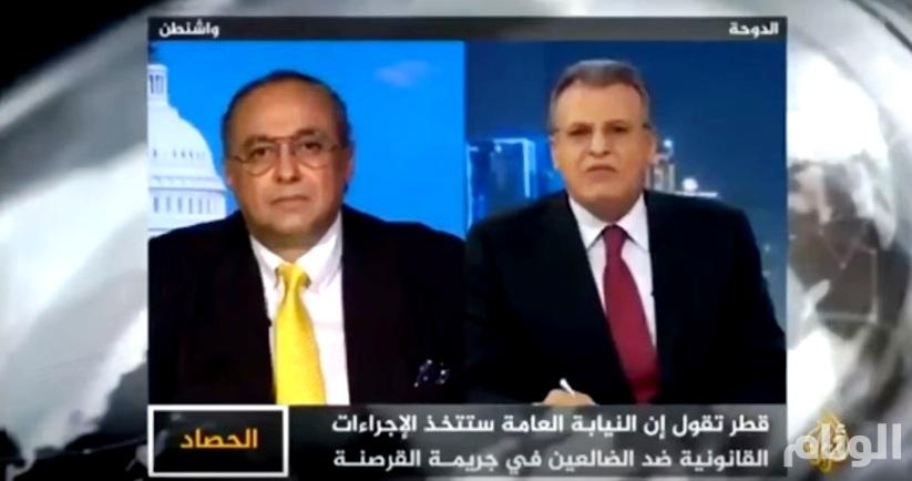 باحث يفضح مذيع «الجزيرة» في تقرير اتهام الإمارات باختراق وكالة قطر